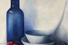 Sue Hawkins -Blue Bottle