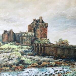 Eilean Donan – Stillness