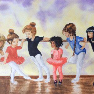 Little Ballerina Class