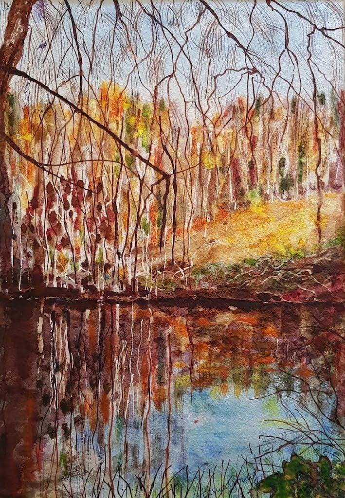 Autumn at Crathes