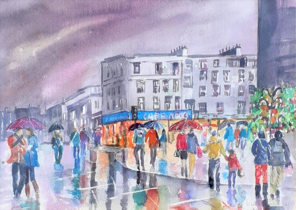 Rainy Aberdeen