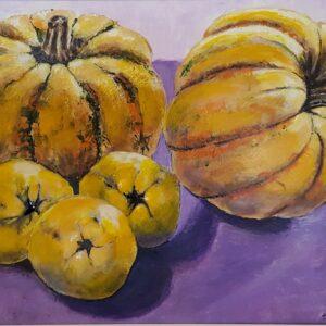 Pumpkins and Quinces